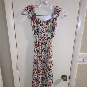 Floral Lulu's Dress